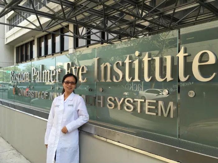 留美眼科博士黄艳明每周一将在厦门眼科中心漳州眼科医院出诊